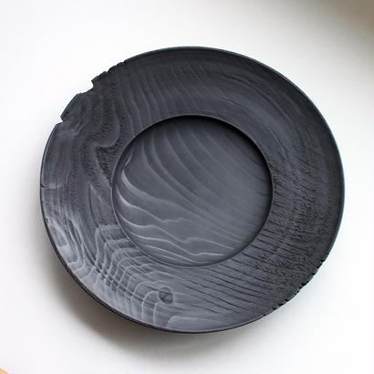 運天達也:リム皿 スギ (1)