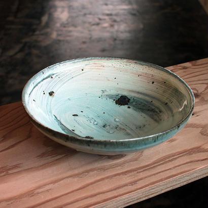 山田隆太郎:刷毛目 大鉢