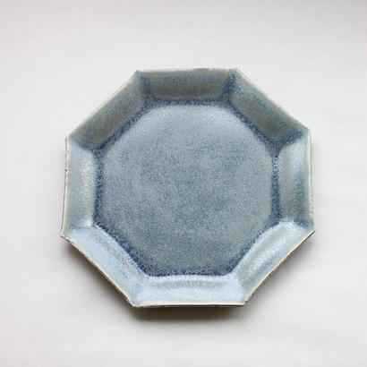 関太一郎 八角皿 中