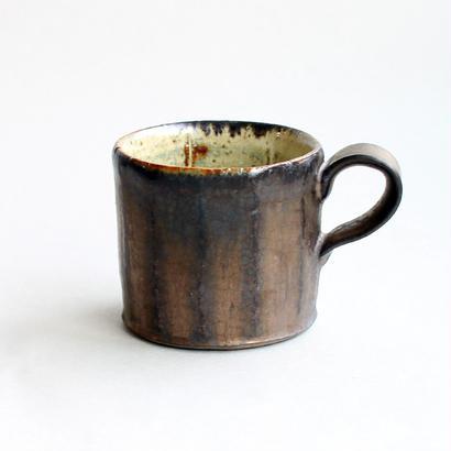 関太一郎 八角カップ チタン白ブロンズ(1)