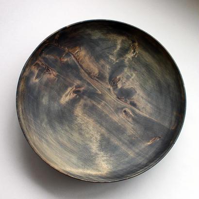 運天達也:丸皿 イチョウ (2)