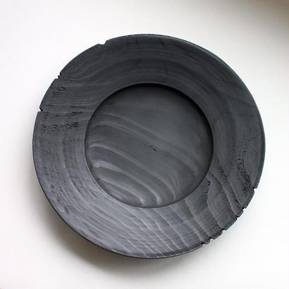 運天達也:リム皿 スギ (2)