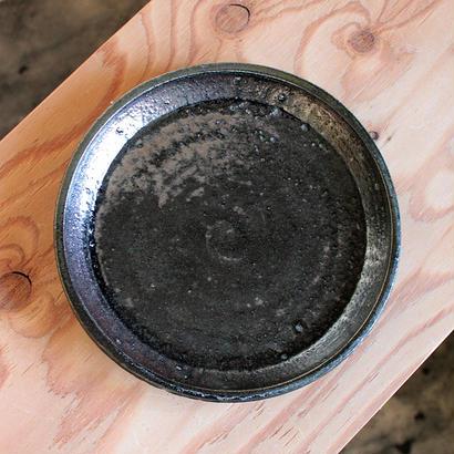 芳賀龍一:鉄釉 鉢A