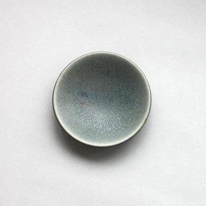 関太一郎 豆皿 青