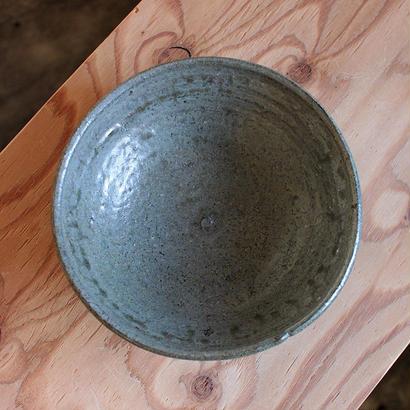 芳賀龍一:灰釉 鉢C
