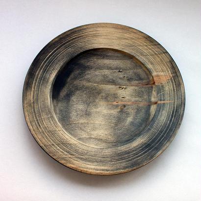 運天達也:リム皿 イチョウ (5)