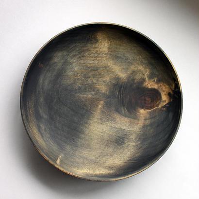 運天達也:丸皿 イチョウ (3)
