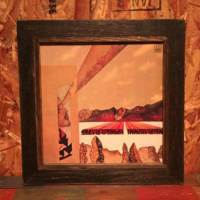 Handmade Vinyl Frame #7