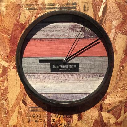 """Wall Clock """"Shabby"""""""