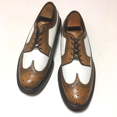 Florsheim Imperial Kenmoor Spectator Shoes  Rare Color