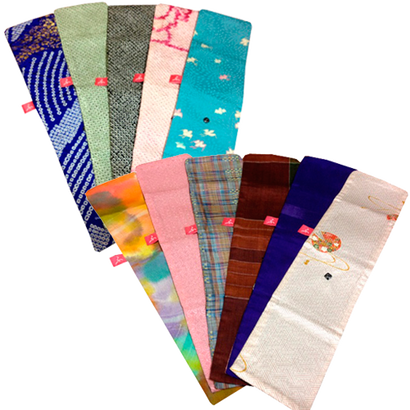 kimonoすっきりポーチ   Kimono Organizer