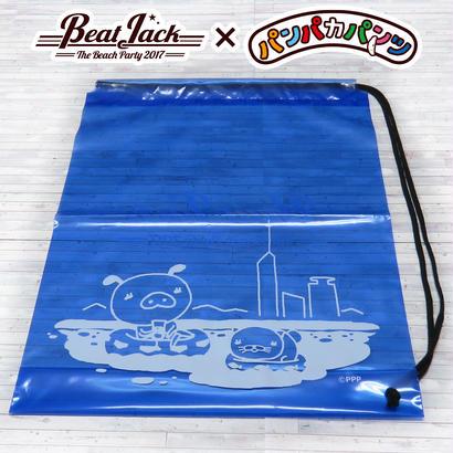 BeatJack×パンパカパンツコラボ ビニールバッグ