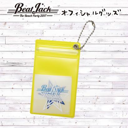 BeatJack ボディーペイントシール(イエロー)