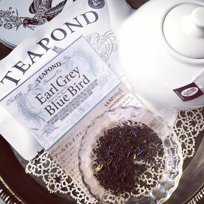 TEAPOND紅茶 アールグレイブルーバード(ティーバッグ)