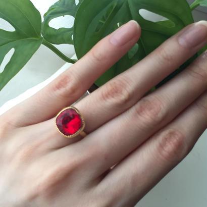 rojo ring
