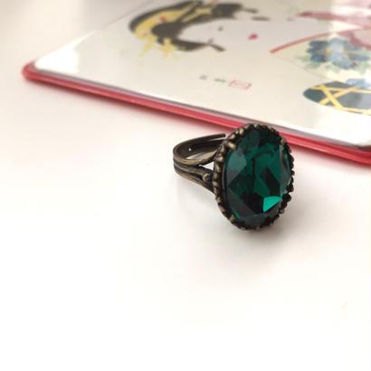 【El verde esmeralda】