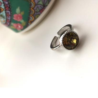 verde musgo ring