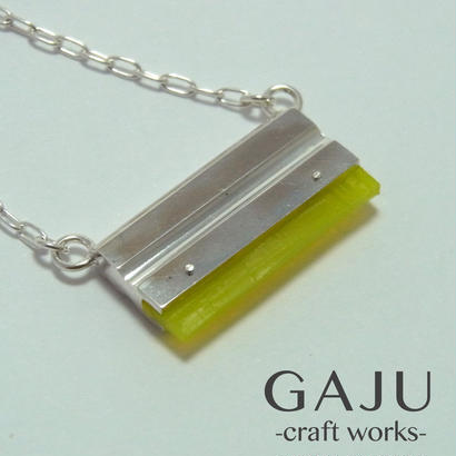 Squeegee Necklace