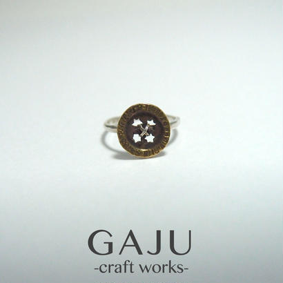 Button ring SIZE , S