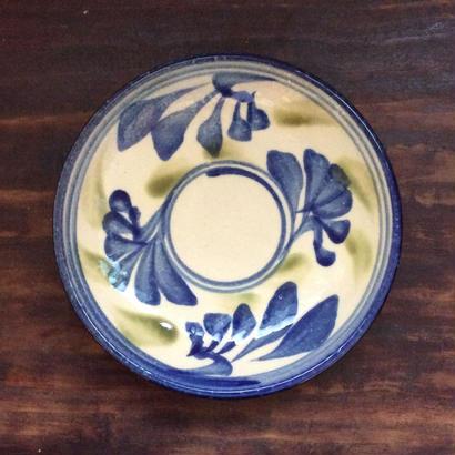 唐草5寸皿