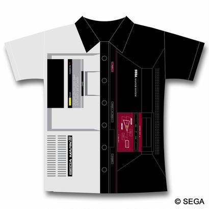 【10月25日発売】SEGA Mark III & Master System ワークシャツ