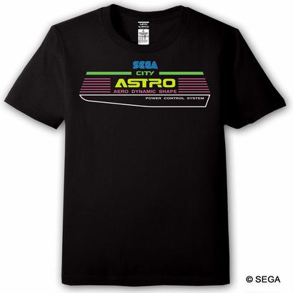 SEGA  ASTRO  CITY  Tシャツ