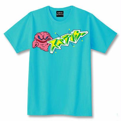 スペランカー GHOST  Tシャツ(ミントグリーン)