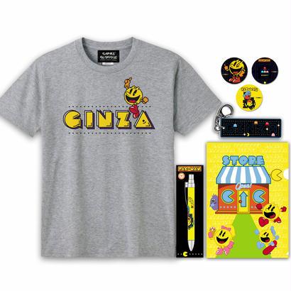 限定5セット!パックマン GINZA STYLE メモリアルパック (A)