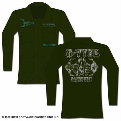 R-TYPE R-9 アーミージャケット -ARMY GREEN-
