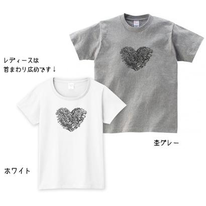 メンズ・レディース・キッズサイズ有★Blooming Love Tシャツ