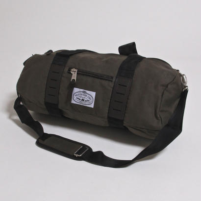 POLER CLASSIC CURRY ON DUFFLE / WAXED OLV