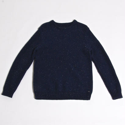 RVCA SEASONS SWEATER / NAVY