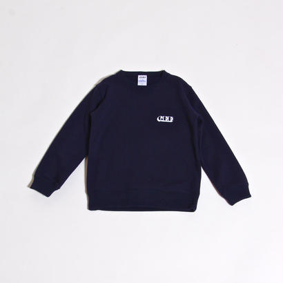 GEE ORIGINAL 10.0oz KID'S SWEAT SHIRTS / NAVY