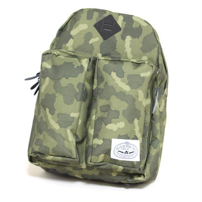 POLER THE DAY PACK / GREEN CAMO