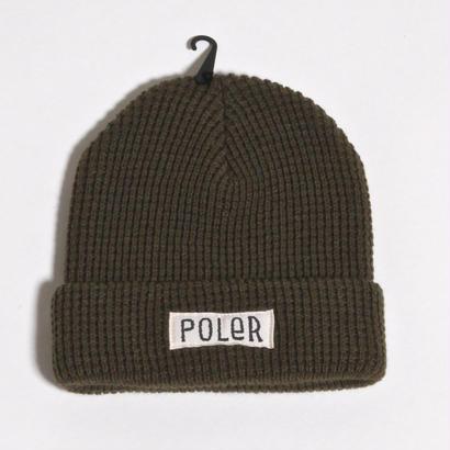 POLER WORKERMAN BEANIE / OLIVE