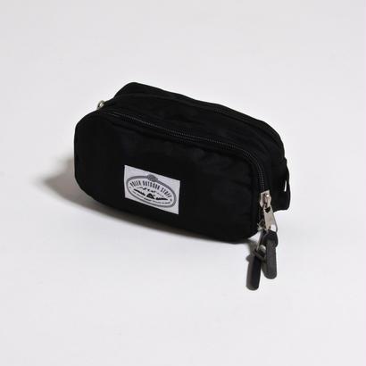 POLER CLASSIC DOPP KIT / BLACK