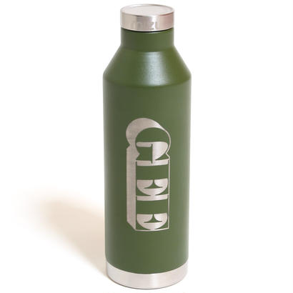 GEE ORIGINAL MIZU BOTTLE V8 / MADURO ARMY GREEN