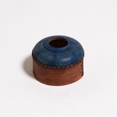 GEE ORIGINAL GAS COVER / BLUE×BROWN / size:110