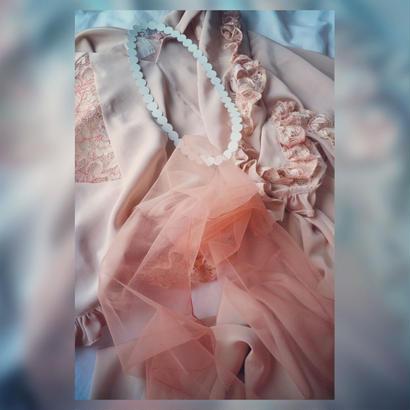 WONDERLADY ALLINONE 【 pink】
