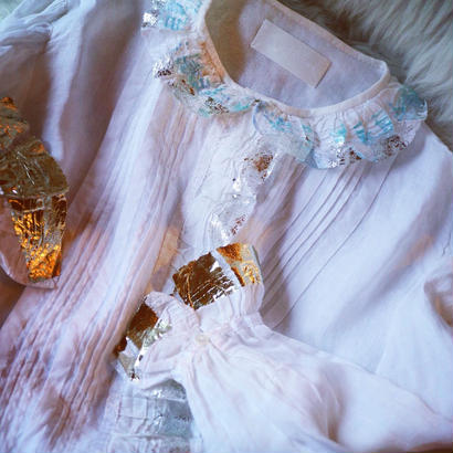 One of kind blouse white