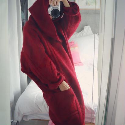 Mohair coat[JUN MIKAMI) ]