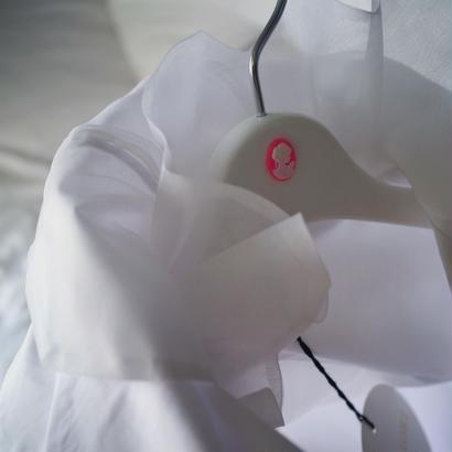 flower collar blouse【akikoaoki】