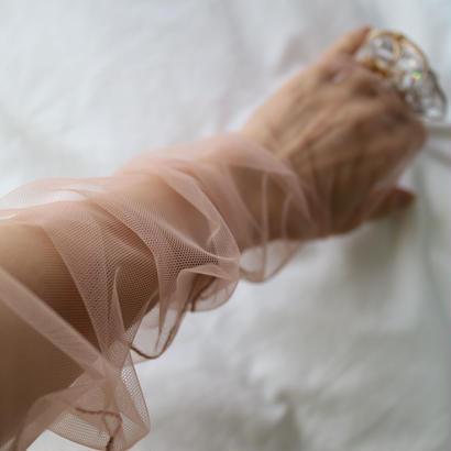 『PAN&THE DREAM』Long arm warmer  phard