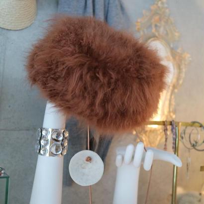 Fur hat【Muhlbauer】