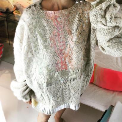Yuk I Fujisawa sweater in the memory