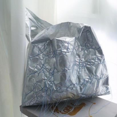 "Luxury Marche Bag""silver"""