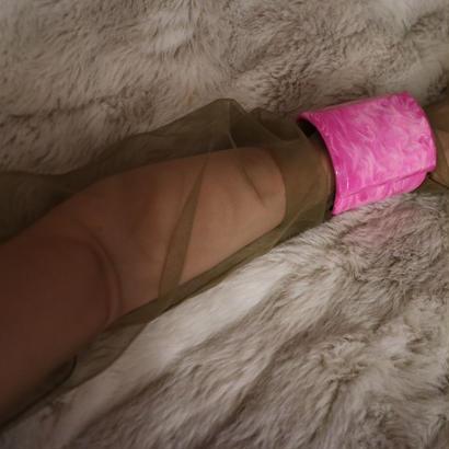 『PAN&THE DREAM』Long arm warmer bosco