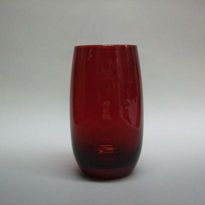 丸長タンブラー 赤