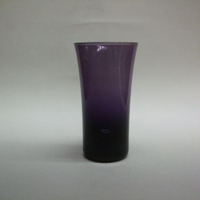 ビールグラス 紫