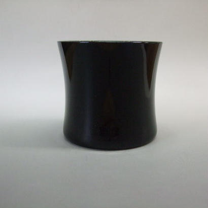クリスタル被せオールドグラス 黒